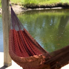 Modern Hammocks And Swing Chairs by Hayneedle