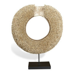Interlude - Kora Necklace - Jewelry as art the Kora Necklace.  Celebrating the natural materials and tradition of Southeast Asia.