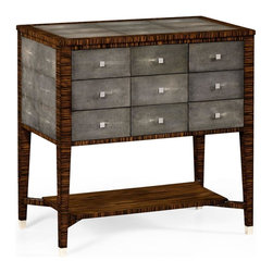 Jonathan Charles - New Jonathan Charles Chest of Drawers Black - Product Details