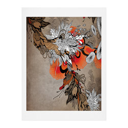 DENY Designs - DENY Designs Iveta Abolina Sonnet Art Print - Finally an affordable wall art option! Order one statement print or live on the edge and dream up an entire gallery wall. And whether you frame it or hang it as-is, your walls will be big on inspiration while being kind on your pocketbook.