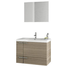 Modern Bathroom Vanities And Sink Consoles by TheBathOutlet