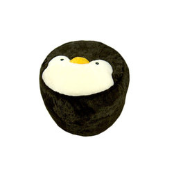 Lava - Penguin Ottoman - 100% polyester cover and fill