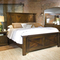 Rustic Beds by GALLERY FURNITURE