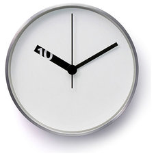 Contemporary Wall Clocks by AllModern Outlet