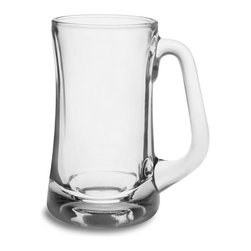Beer Mug, Set of 4 - I love the seasonal fall beers that come out around this time with pumpkin flavor in them. I like to drink them out of these mugs after they've been frosted in the freezer.