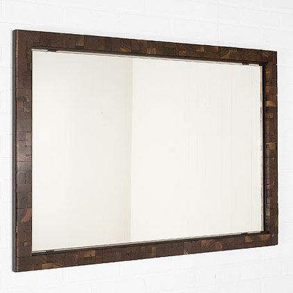 Contemporary Mirrors by Uhuru Design