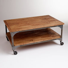 Industrial Coffee Tables by Cost Plus World Market