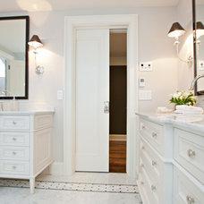Traditional Bathroom by K. N. Crowder