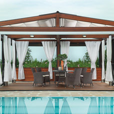 Contemporary Gazebos by Corradi
