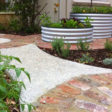 Industrial  by sustainable garden design perth