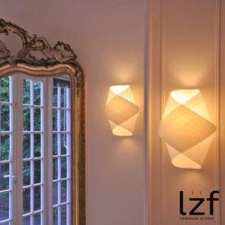 LZF Orbit Wall Sconce - Orbit, sweeping, warm comfort