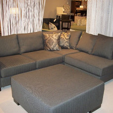 Contemporary Sectional Sofas by Van Gogh Designs Furniture Ltd