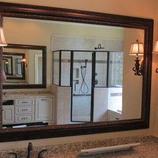 Traditional Bathroom Mirrors by Carolina home specialty