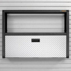 ... security to the cabinet.Tread Plate DoorThe Tread Plate pattern