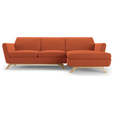 Midcentury Sectional Sofas by Joybird Furniture