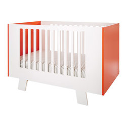 Giggle Signature Crib - Material: Russian Birch Plywood