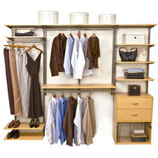 Closet Organizers by Organize-It
