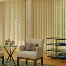 Modern Vertical Blinds by Blinds First