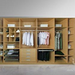 Wardrobe, Bedroom Closet, closet room, clothes closet, bedroom furniture - Simple and elegant design, can be customized