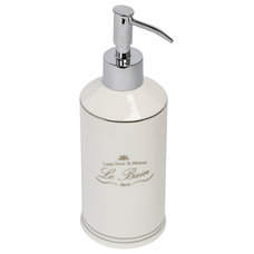 Traditional Soap & Lotion Dispensers by Kassatex