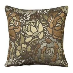 CyberFurnishinginc - Accent Pillows, Set of 2 - Dress up your sofa set and living room with a stylish accent pillow.