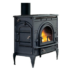 Majestic Products - Majestic 2478 DutchWest Non-Catalytic Wood Burning Stove - Majestic 0002479--DutchWest Non-Catalytic Wood Stove - Large