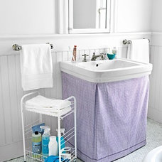 The Ultimate Bathroom Organizer | RealSimple.com
