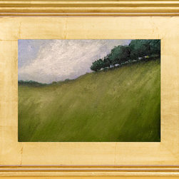 Heather Offord - Plein Air Landscape Classical Painting Framed - Before we get into the details I just wanted to say thank you so much for stopping to look at my art!