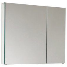 Contemporary Medicine Cabinets by ivgStores