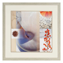 Paragon - Myriad III - Framed Art - Each product is custom made upon order so there might be small variations from the picture displayed. No two pieces are exactly alike.
