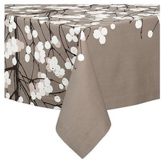 Contemporary Tablecloths by Crate&Barrel
