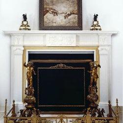 Custom Fireplaces -