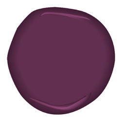 Elderberry Wine CSP-470 Paint - Take a deep drink of this rich, intoxicating wine. Let its secret potion lull you into a romantic trance.