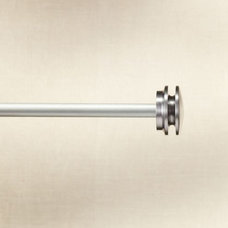 Traditional Curtain Rods by Pottery Barn