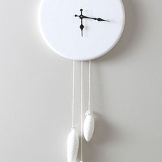Eclectic Clocks by ModCloth