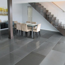Modern Wall And Floor Tile by Classic Tile and Mosaic