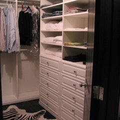 closet by The Closet Guy Inc