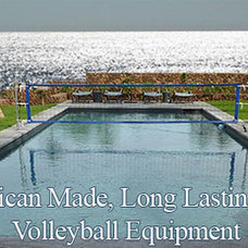Swimming Pools And Spas by Untied Volleyball Supply