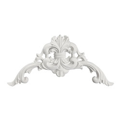 uDecor - OR-5866 Ornamental - Accent features are manufactured with a dense architectural polyurethane compound (not Styrofoam) that allows it to be very durable and 100% waterproof. These corbels are delivered pre-primed for paint. It is installed with architectural adhesive and/or finish nails. It can also be finished with caulk, spackle and your choice of paint, just like wood or MDF. A major advantage of polyurethane is that it will not expand, constrict or warp over time with changes in temperature or humidity. It's safe to install in rooms with the presence of moisture like bathrooms and kitchens. This product will not encourage the growth of mold or mildew, and it will never rot.