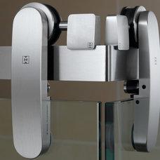 Modern Showerheads And Body Sprays by Bradford Hardware