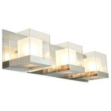 Modern Bathroom Vanity Lighting by Lightology