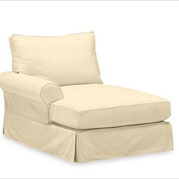 PB Comfort Roll Arm Left Arm Chaise, Polyester Wrap, Brushed Canvas Honey - Sink into this comfort sectional just once, and you'll know how it got its name.With extra-deep seats and three layers of thick padding on the arms and back, these eco-friendly components provide roomy comfort for the whole family. {{link path='pages/popups/PB-FG-Comfort-Roll-Arm-4.html' class='popup' width='720' height='800'}}View the dimension diagram for more information{{/link}}. {{link path='pages/popups/PB-FG-Comfort-Roll-Arm-6.html' class='popup' width='720' height='800'}}The fit & measuring guide should be read prior to placing your order{{/link}}. Choose polyester wrapped cushions for a tailored and neat look, or down-blend for a casual and relaxed look. Choice of knife-edged or box-style back cushions. Proudly made in America, {{link path='/stylehouse/videos/videos/pbq_v36_rel.html?cm_sp=Video_PIP-_-PBQUALITY-_-SUTTER_STREET' class='popup' width='950' height='300'}}view video{{/link}}. For shipping and return information, click on the shipping tab. When making your selection, see the Quick Ship and Special Order fabrics below. {{link path='pages/popups/PB-FG-Comfort-Roll-Arm-7.html' class='popup' width='720' height='800'}} Additional fabrics not shown below can be seen here{{/link}}. Please call 1.888.779.5176 to place your order for these additional fabrics.