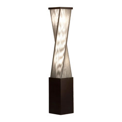 Nova Lighting - Nova Lighting 11038 Torque Accent Floor Lamp - Nova Lighting 11038 Torque Accent Floor Lamp