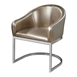 Uttermost - Uttermost Marah Modern Accent Chair - 23148 - Uttermost Marah Modern Accent Chair - 23148