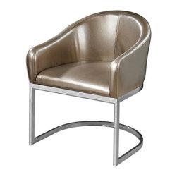 Uttermost - Uttermost Marah Modern Accent Chair - 23148 - Uttermost Marah Modern Accent Chair - 23148