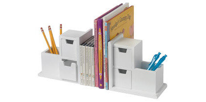 Contemporary Bookends by Great Little Trading