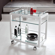 Contemporary Bar Carts by Mac&Mac