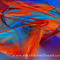 Modern Artwork by rdErickson Fine Art