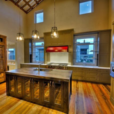 Contemporary Kitchen by BKC Kitchen and Bath