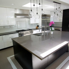 Contemporary Kitchen by Stiles | Fischer Interior Design